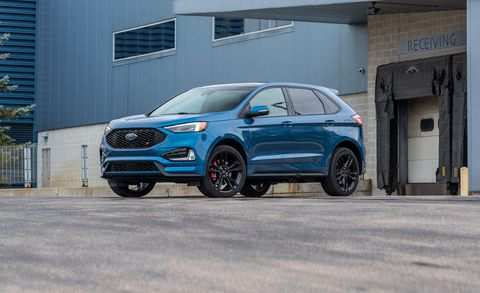 81 The The 2019 Ford Edge St Youtube Overview And Price Configurations with The 2019 Ford Edge St Youtube Overview And Price