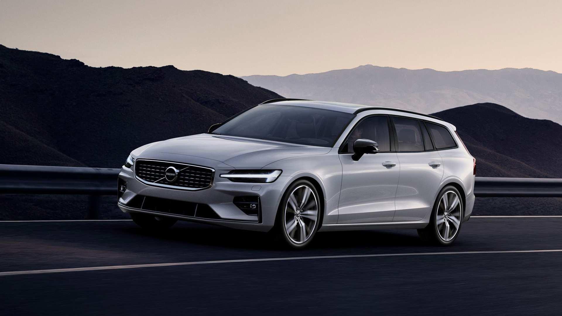 81 The Volvo 2019 V60 Review Interior Exterior And Review Engine with Volvo 2019 V60 Review Interior Exterior And Review