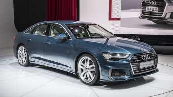 82 Best Review Audi A6 2019 Geneva Review Spy Shoot with Audi A6 2019 Geneva Review