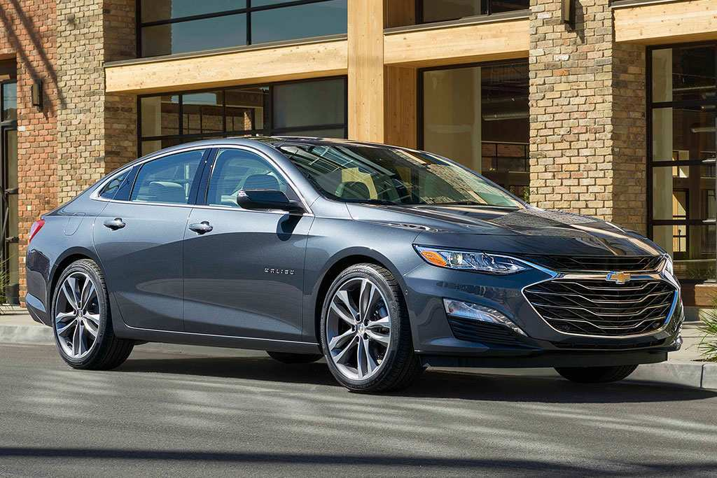 82 Best Review New Chevrolet Malibu 2019 Release Date Exterior And Interior Review Configurations for New Chevrolet Malibu 2019 Release Date Exterior And Interior Review
