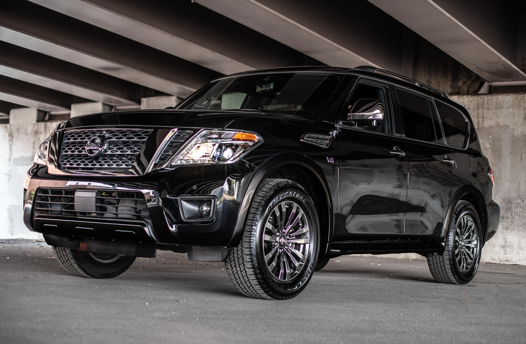 82 Best Review Nissan Armada 2019 Overview First Drive for Nissan Armada 2019 Overview