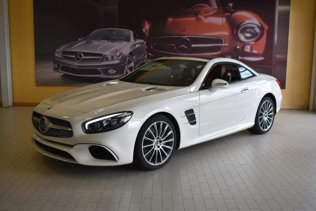 82 Concept of Mercedes Sl 2019 Research New with Mercedes Sl 2019