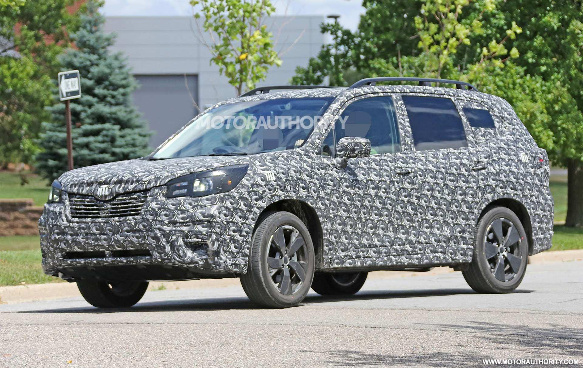 82 Concept of New Subaru Cars 2019 Spy Shoot Concept with New Subaru Cars 2019 Spy Shoot