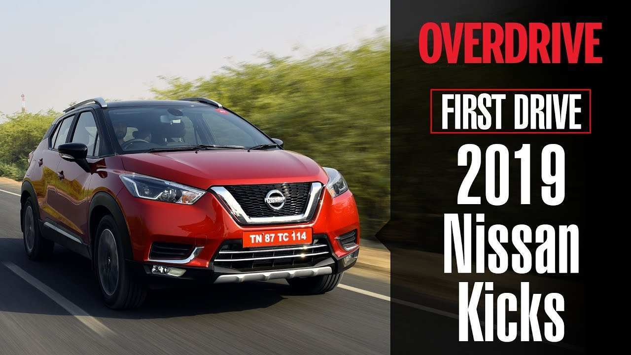82 Concept of Nissan Kicks 2019 Review Release Date Release Date with Nissan Kicks 2019 Review Release Date