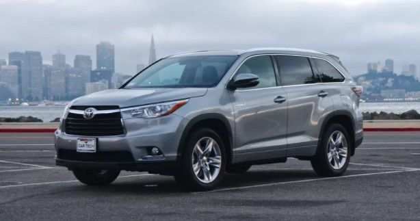 82 Concept of The Toyota Highlander 2019 Redesign Concept Images by The Toyota Highlander 2019 Redesign Concept