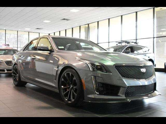 82 Gallery of New 2019 Cadillac Cts V Hp First Drive Release Date for New 2019 Cadillac Cts V Hp First Drive