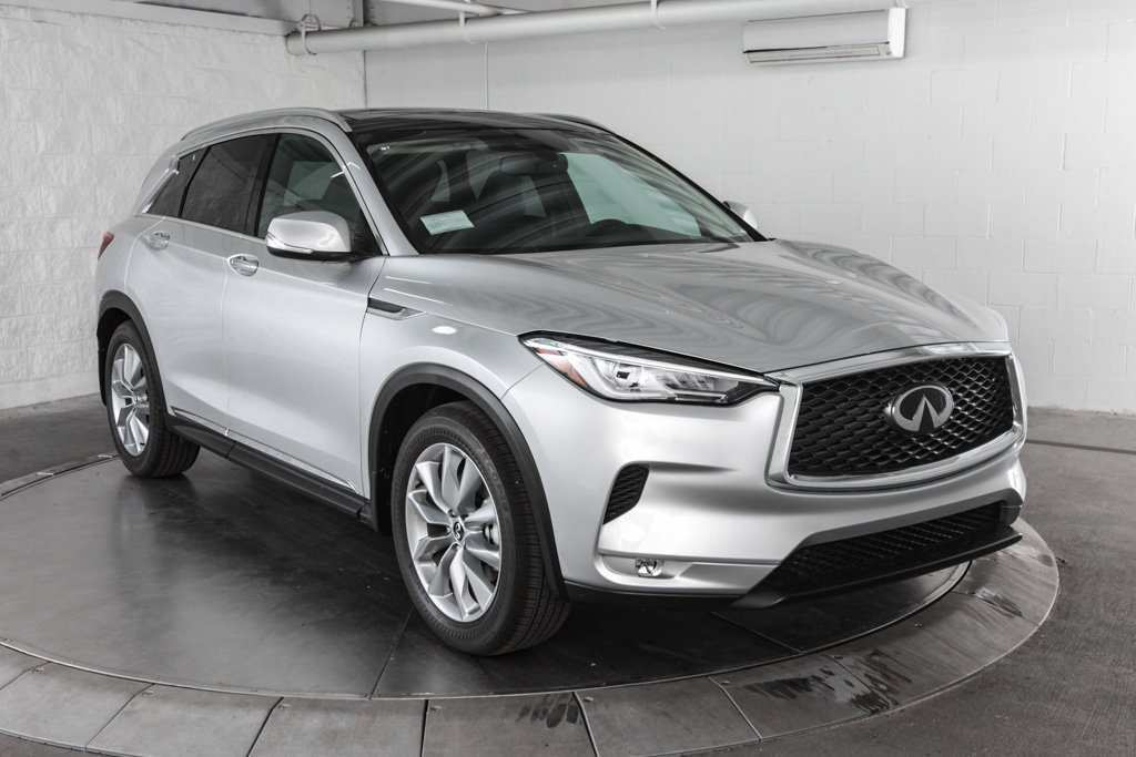82 Gallery of The 2019 Infiniti Qx50 Luxe Price Concept for The 2019 Infiniti Qx50 Luxe Price