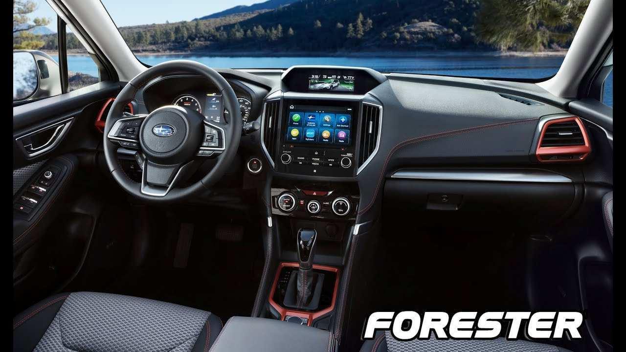 82 Gallery of The Subaru 2019 Forester Specs Interior Performance for The Subaru 2019 Forester Specs Interior