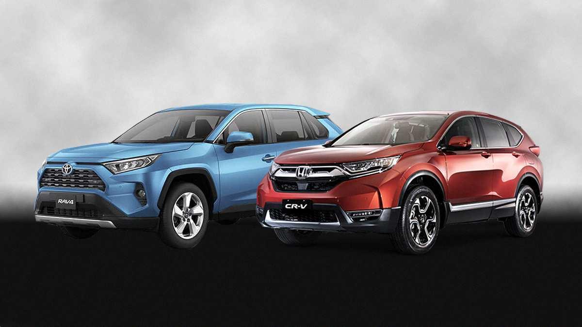 82 Gallery of Toyota 2019 Crv Price Spesification with Toyota 2019 Crv Price
