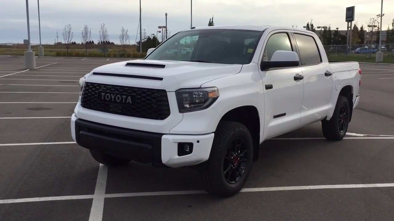 82 Gallery of Toyota Tundra Trd Pro 2019 Specs and Review with Toyota Tundra Trd Pro 2019