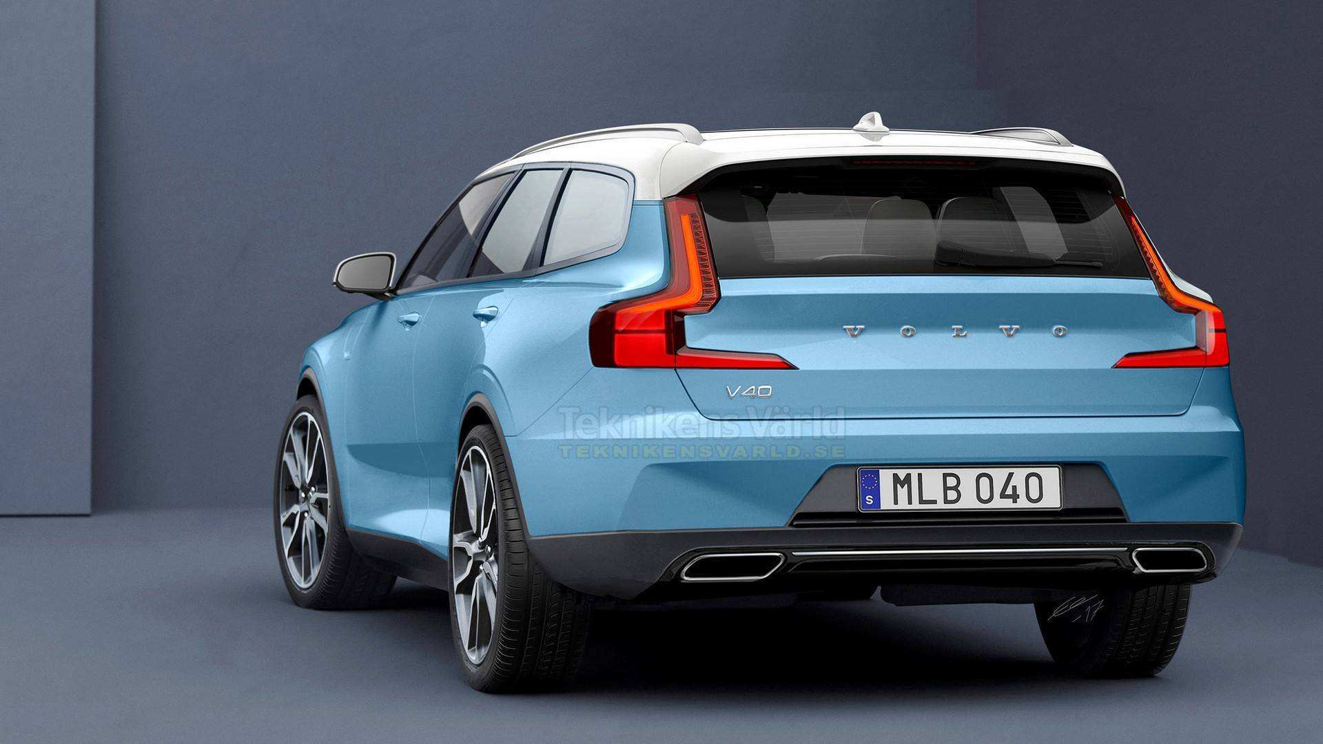 82 Gallery of Volvo 2019 V40 Exterior and Interior by Volvo 2019 V40