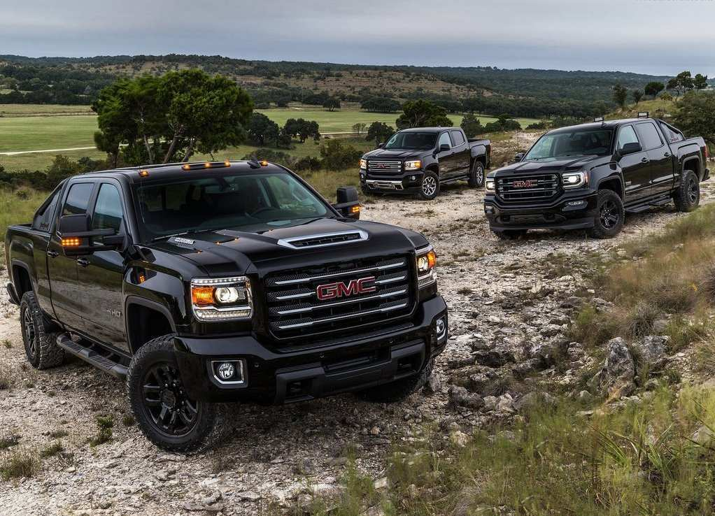 82 Great 2019 Gmc Sierra Mpg Specs Configurations by 2019 Gmc Sierra Mpg Specs