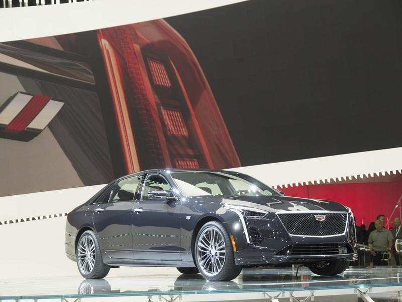 82 Great New Cadillac Ct6 V Sport 2019 Picture Release Date And Review Photos with New Cadillac Ct6 V Sport 2019 Picture Release Date And Review
