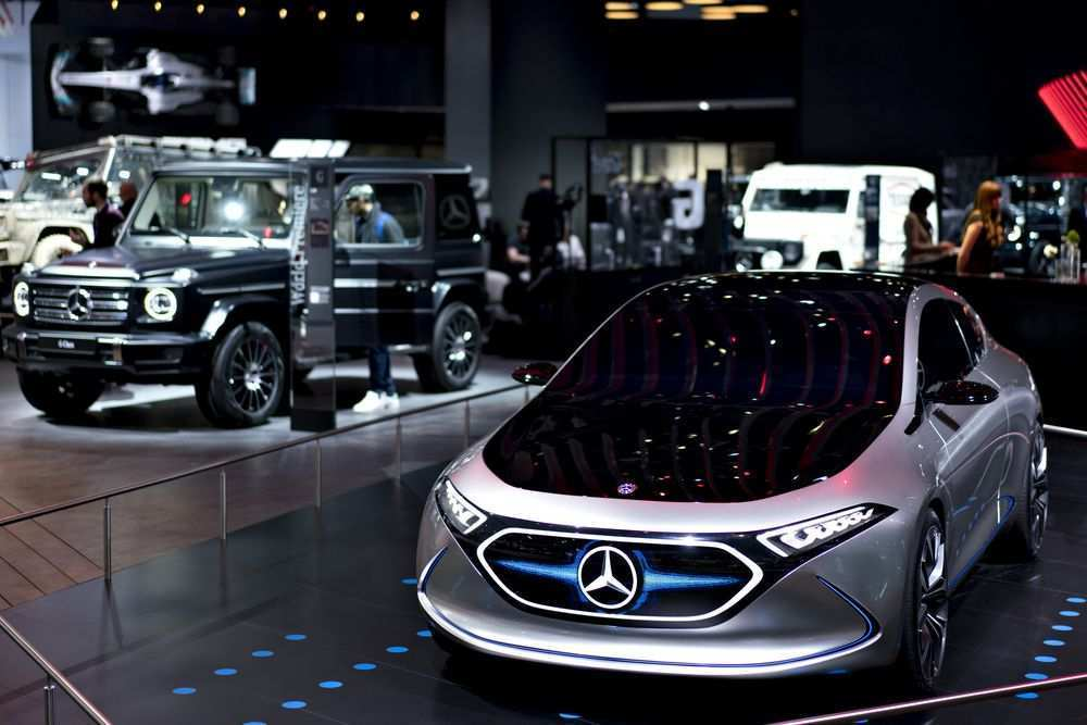 82 Great New Mercedes Detroit Auto Show 2019 Review Spesification with New Mercedes Detroit Auto Show 2019 Review
