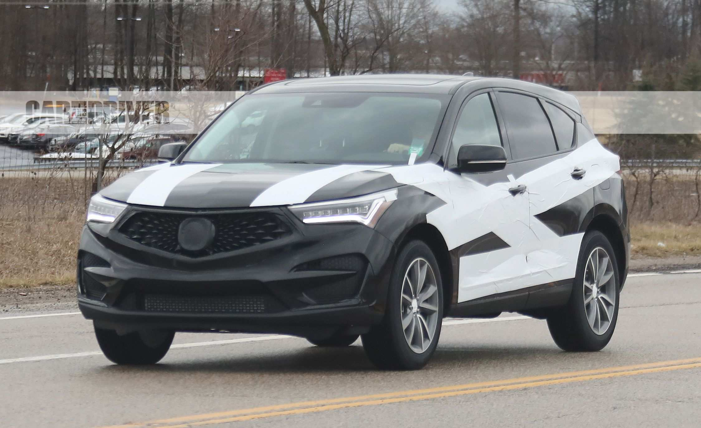 82 Great The Acura Rdx 2019 Release Date Usa Spy Shoot Interior for The Acura Rdx 2019 Release Date Usa Spy Shoot