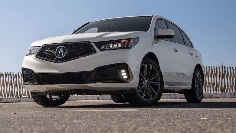 82 Great The New Acura Mdx 2019 Release Date And Specs Concept for The New Acura Mdx 2019 Release Date And Specs