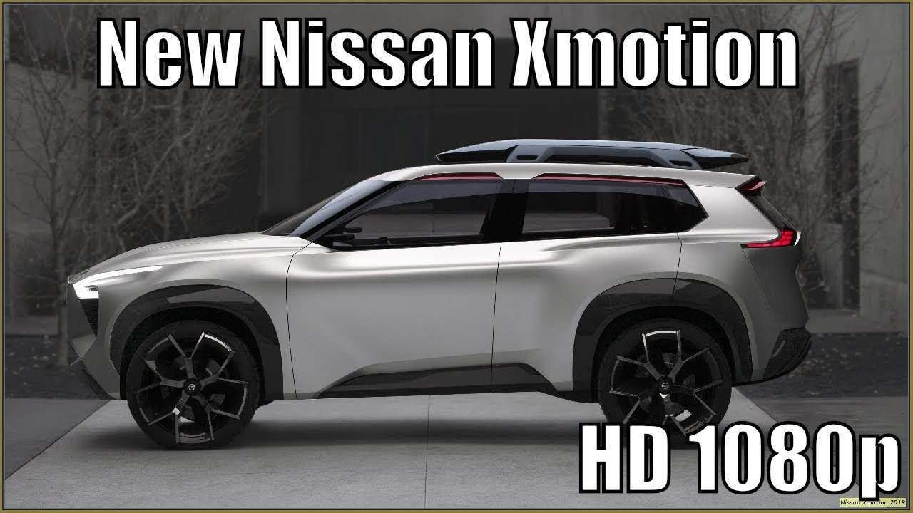 82 New New Nissan Xmotion 2019 Release Date Style with New Nissan Xmotion 2019 Release Date