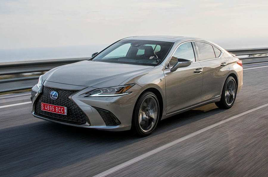 82 New The Lexus Es 2019 Weight Review And Specs Spy Shoot by The Lexus Es 2019 Weight Review And Specs