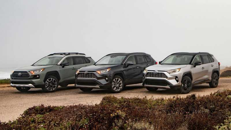 82 The 2019 Toyota Rav4 Specs Picture Release Date And Review Price and Review with 2019 Toyota Rav4 Specs Picture Release Date And Review