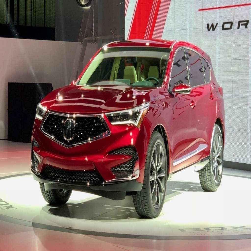 82 The New Acura Rdx 2019 Exterior Colors Spy Shoot First Drive for New Acura Rdx 2019 Exterior Colors Spy Shoot