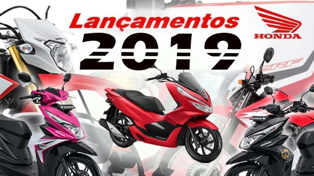 82 The New Lancamentos Motos Honda 2019 Spy Shoot Exterior and Interior with New Lancamentos Motos Honda 2019 Spy Shoot