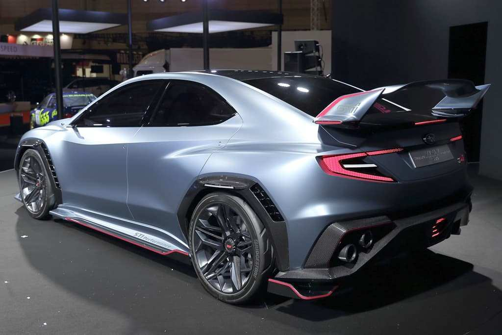82 The Subaru Wrx 2019 Concept Redesign by Subaru Wrx 2019 Concept