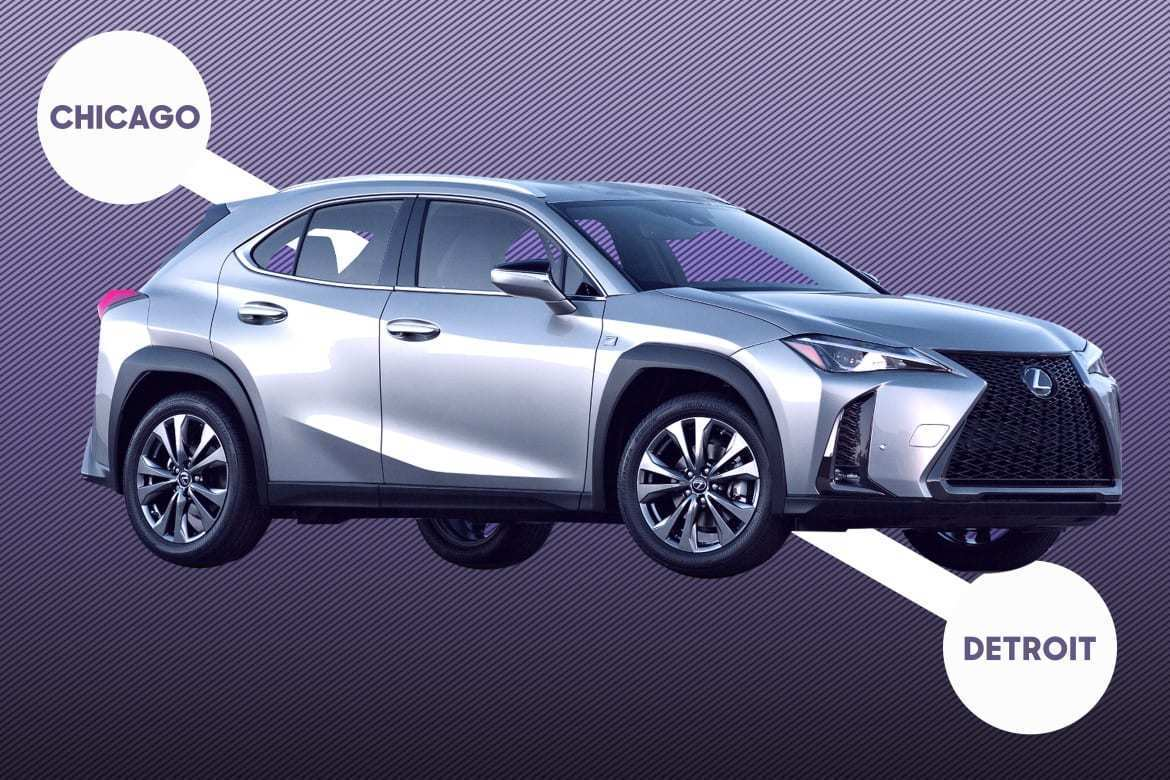 83 All New Best Lexus Ux 2019 Specs And Review Configurations by Best Lexus Ux 2019 Specs And Review