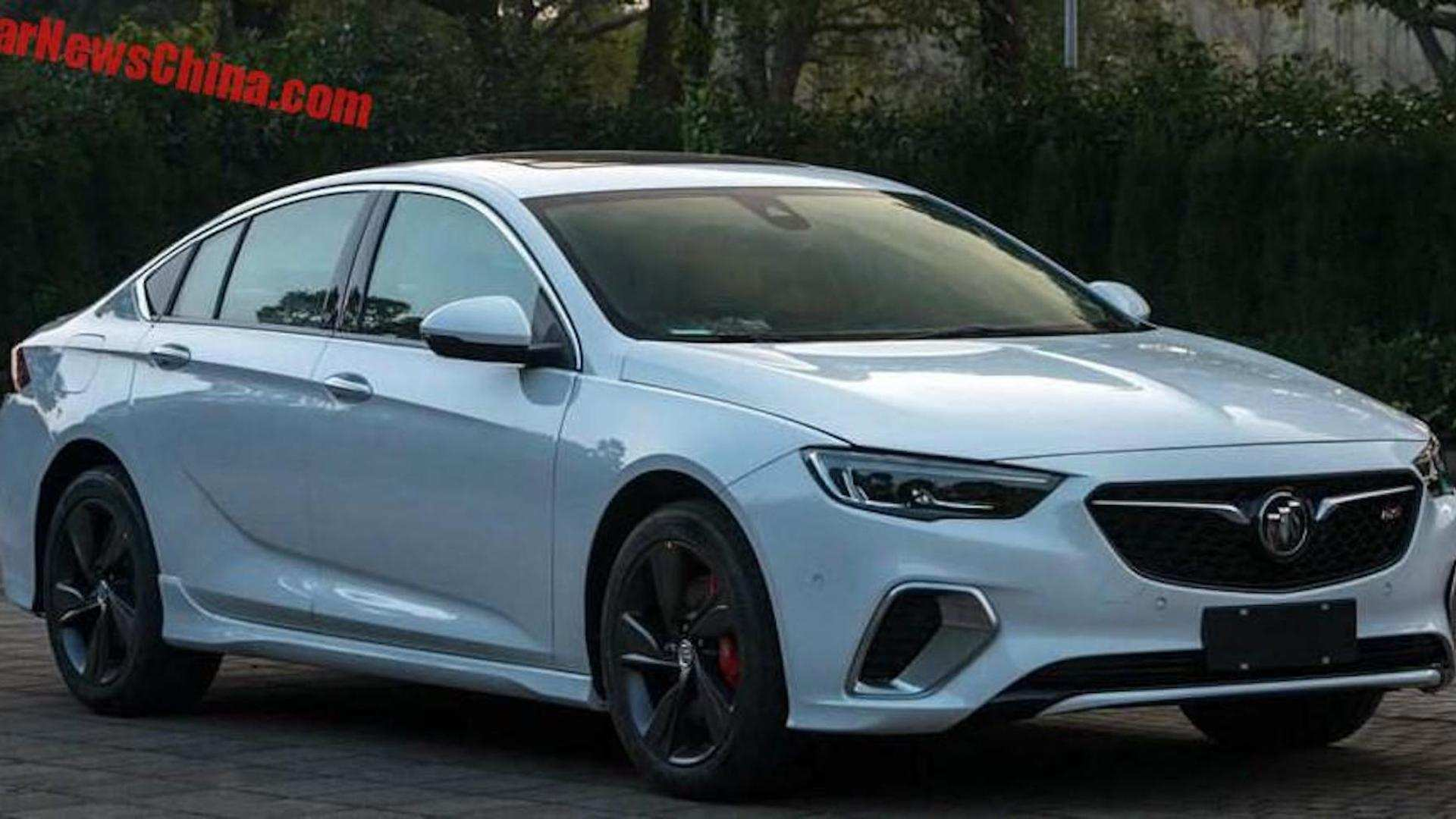 83 All New New 2019 Buick Regal Hybrid Price And Release Date Exterior by New 2019 Buick Regal Hybrid Price And Release Date