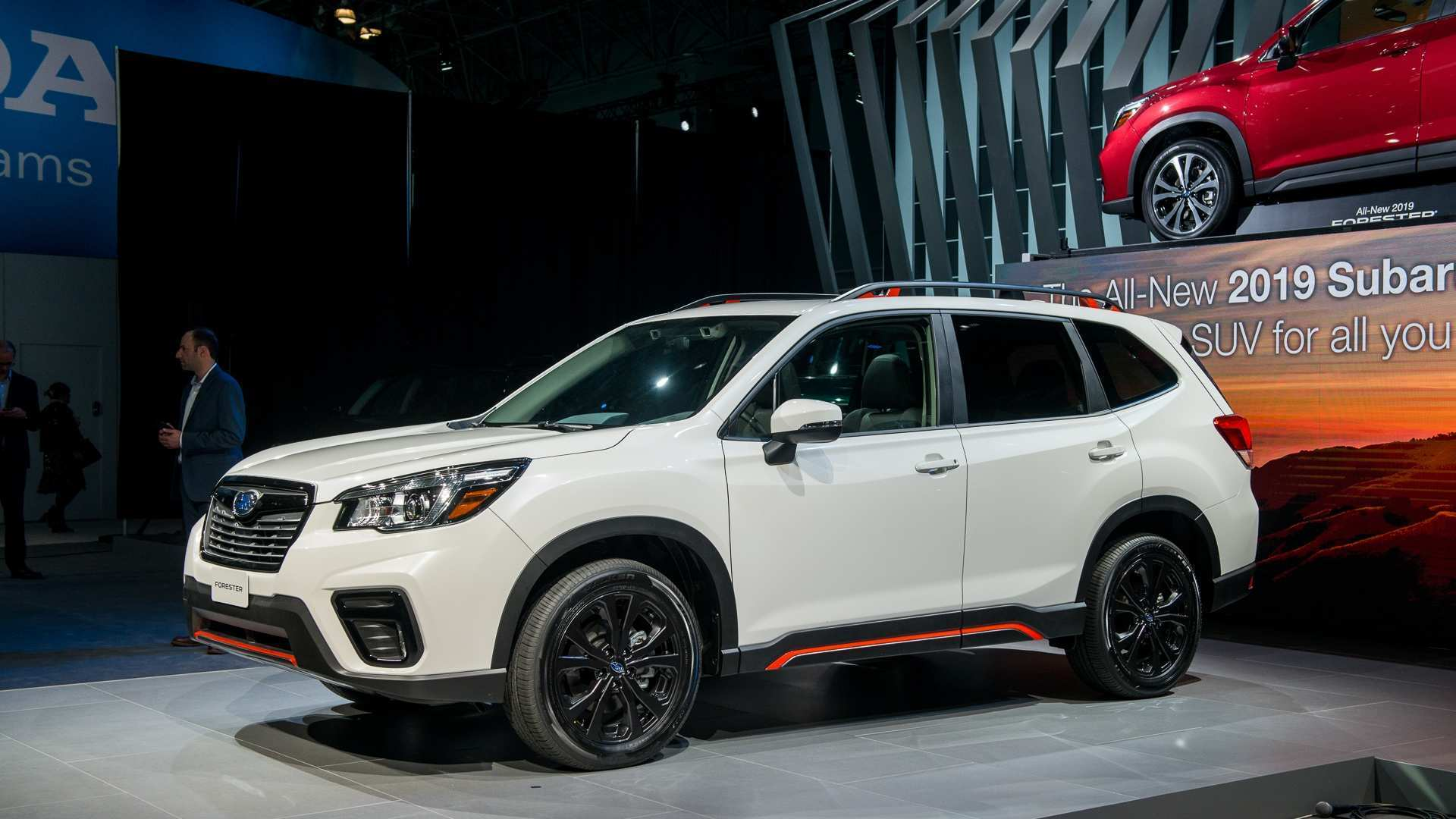 83 All New The 2019 Subaru Forester Sport Concept Prices with The 2019 Subaru Forester Sport Concept
