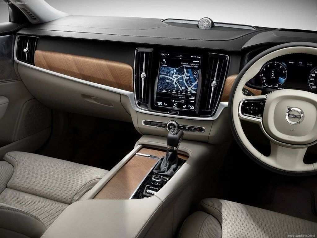 83 All New Volvo Xc90 2019 Interior Model by Volvo Xc90 2019 Interior