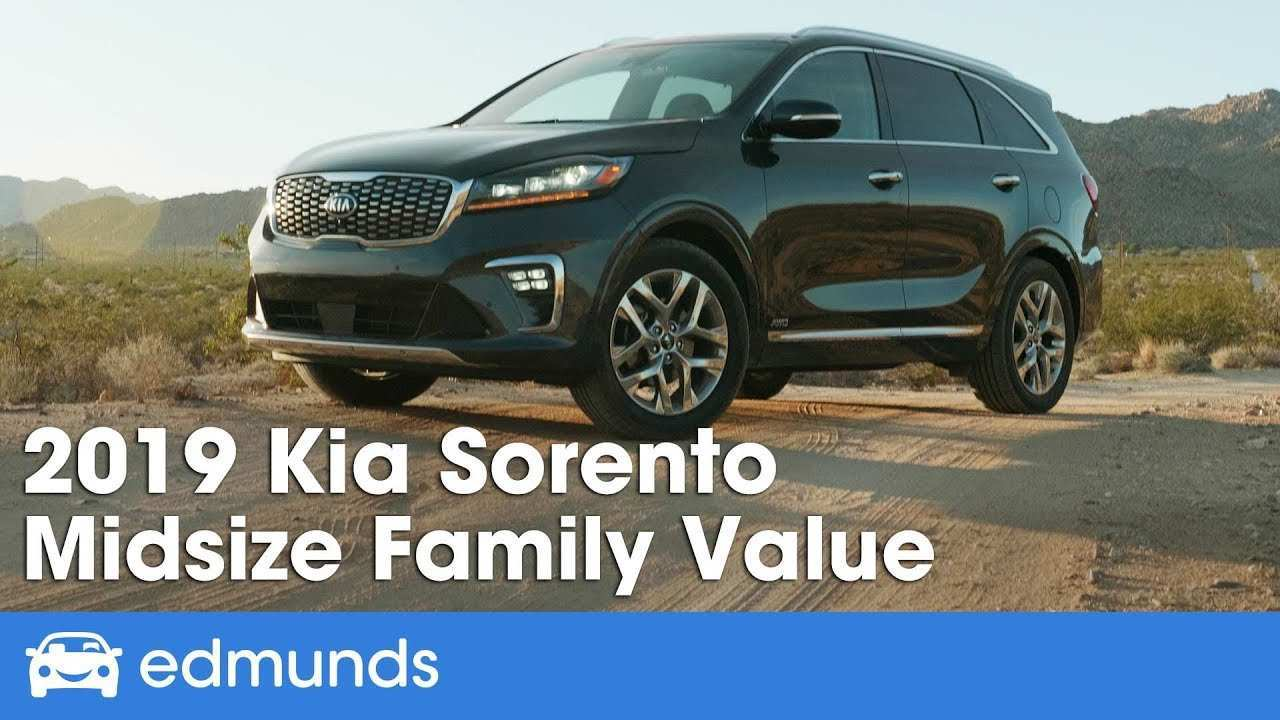 83 Best Review 2019 Kia Sorento Warranty New Concept Pricing for 2019 Kia Sorento Warranty New Concept