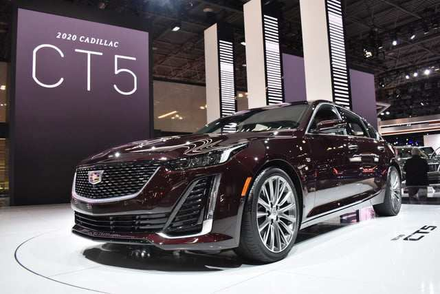 83 Best Review Cadillac 2019 Ct5 Overview And Price Performance for Cadillac 2019 Ct5 Overview And Price