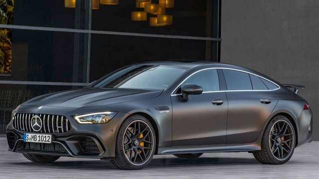 83 Best Review New 2019 Mercedes Amg Gt 4 Door Coupe Price Exterior Pricing for New 2019 Mercedes Amg Gt 4 Door Coupe Price Exterior