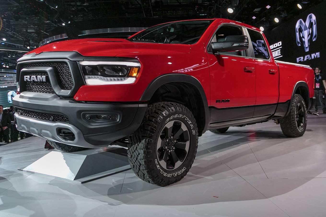 83 Best Review New Dodge Ram 2019 Quad Cab Redesign And Concept Engine with New Dodge Ram 2019 Quad Cab Redesign And Concept