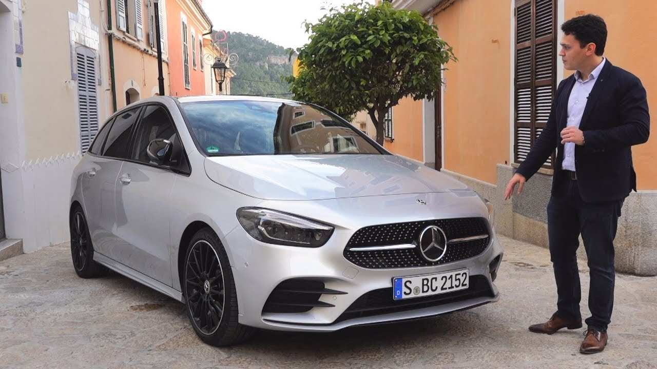 83 Concept of Best Mercedes Benz B Klasse 2019 Interior Exterior And Review Exterior and Interior with Best Mercedes Benz B Klasse 2019 Interior Exterior And Review