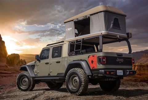 83 Concept of Jeep 2019 Overland Concept New Concept by Jeep 2019 Overland Concept