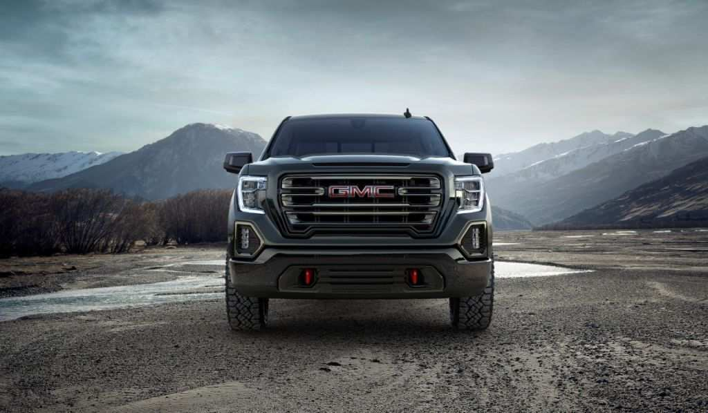 83 Concept of New 2019 Gmc Sierra At4 Interior Exterior And Review History by New 2019 Gmc Sierra At4 Interior Exterior And Review