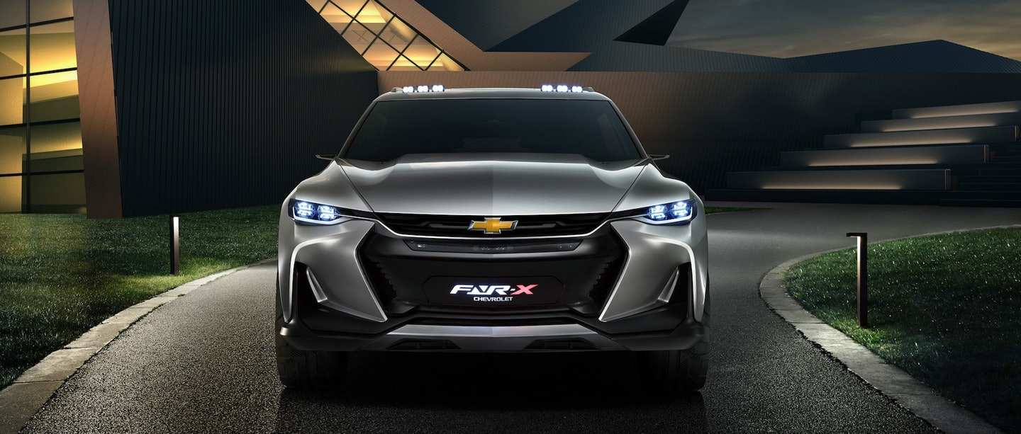 83 Concept of The Chevrolet Fnr X 2019 Performance And New Engine Engine with The Chevrolet Fnr X 2019 Performance And New Engine