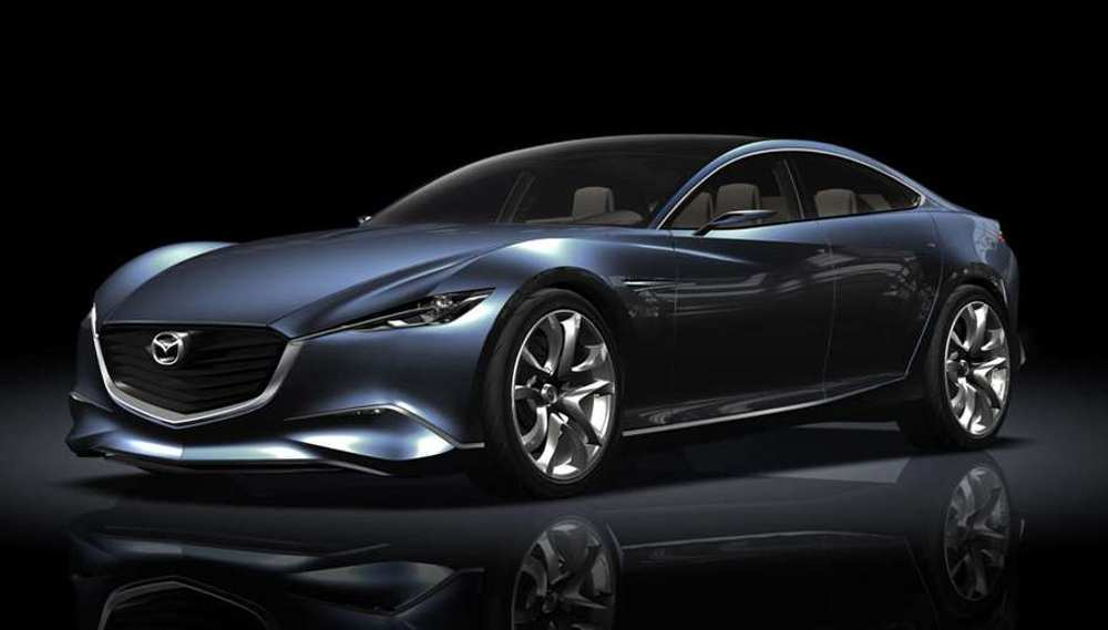 83 Gallery of Mazda 2019 Concept Images for Mazda 2019 Concept