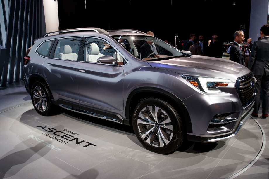 83 Gallery of New Subaru Unveils 2019 Ascent Price And Release Date Picture for New Subaru Unveils 2019 Ascent Price And Release Date