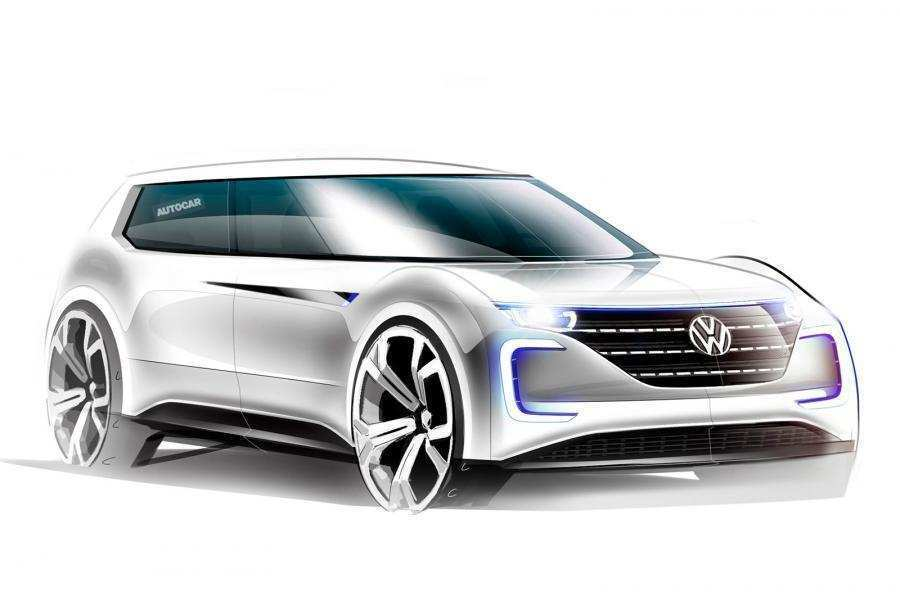 83 Gallery of Volkswagen Ev 2019 Review by Volkswagen Ev 2019