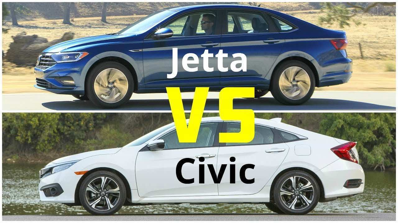 83 Great 2019 Volkswagen Jetta Vs Honda Civic Prices by 2019 Volkswagen Jetta Vs Honda Civic