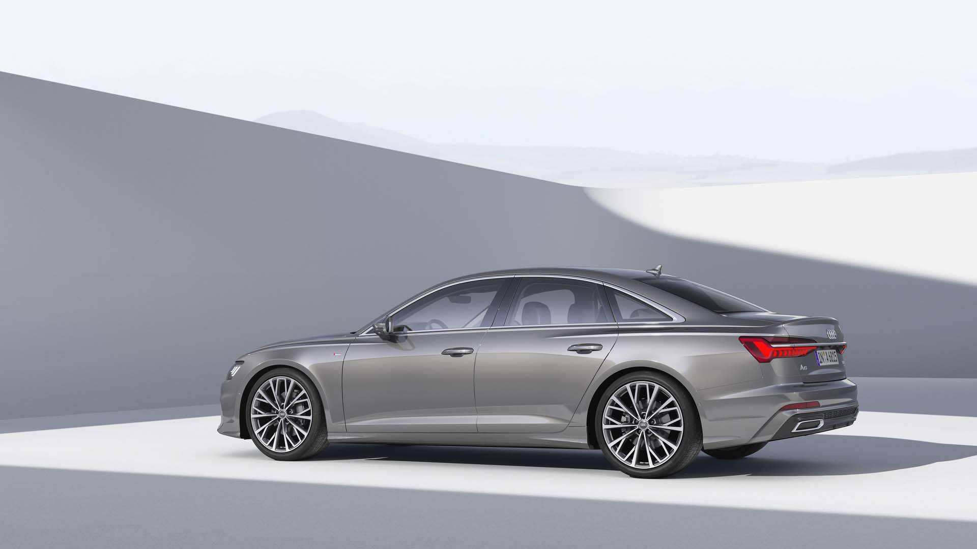 83 Great Audi A6 2019 Geneva Review New Review for Audi A6 2019 Geneva Review