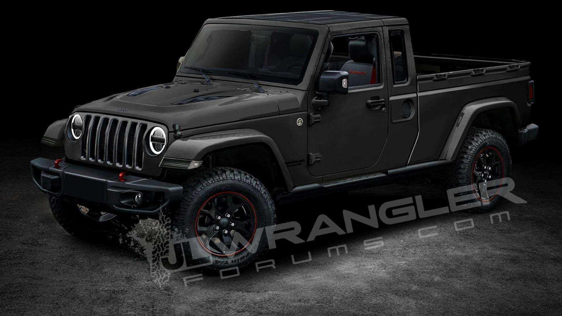 83 Great Best Jeep Wrangler Pickup 2019 Concept Redesign And Review Reviews with Best Jeep Wrangler Pickup 2019 Concept Redesign And Review