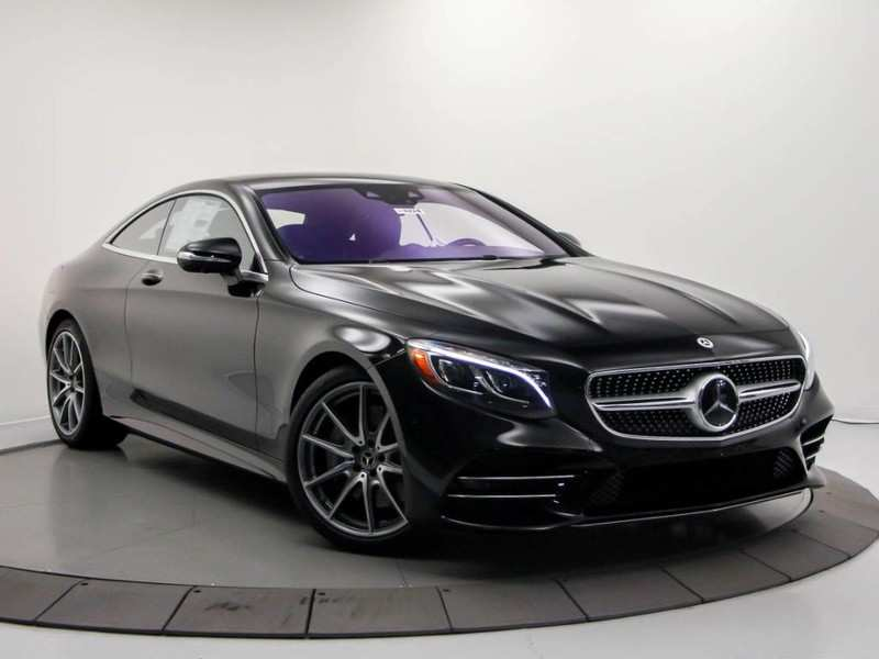 83 Great Mercedes S Class Coupe 2019 Redesign and Concept by Mercedes S Class Coupe 2019