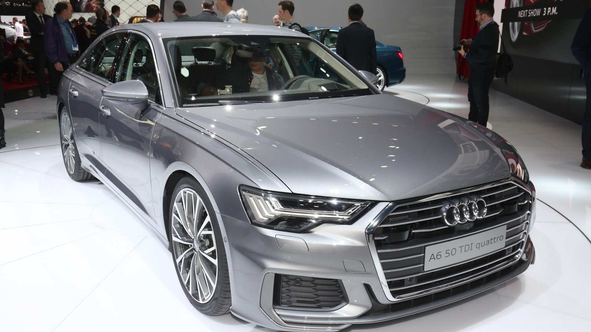83 Great New Audi New A6 2019 Performance Spesification for New Audi New A6 2019 Performance