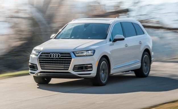 83 Great The 2019 Audi X7 Performance And New Engine New Review for The 2019 Audi X7 Performance And New Engine