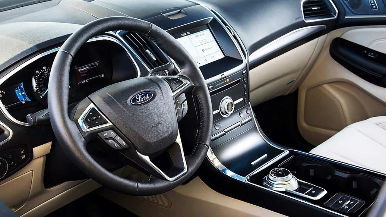 83 Great The 2019 Ford Edge St Youtube Overview And Price Exterior with The 2019 Ford Edge St Youtube Overview And Price
