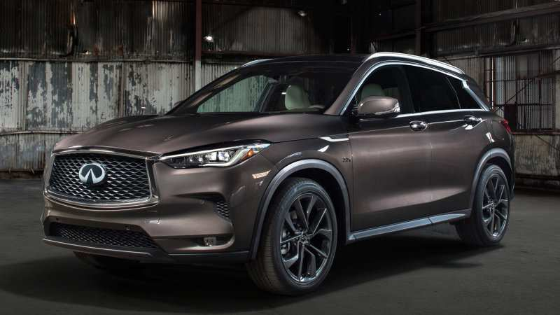 83 Great The Infiniti Qx50 2019 Black First Drive Pricing for The Infiniti Qx50 2019 Black First Drive