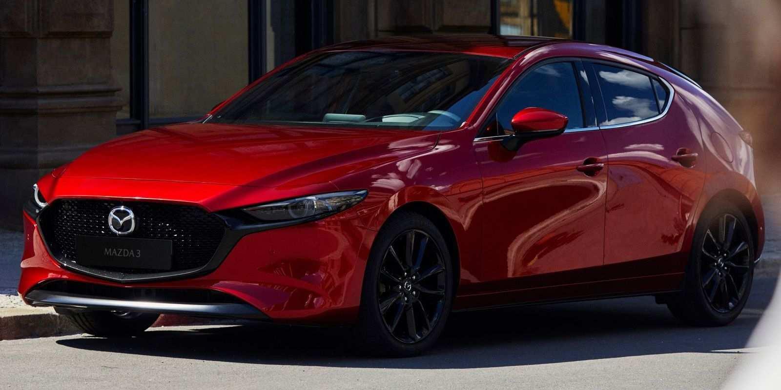 83 New Cuando Sale El Mazda 3 2019 Spesification with Cuando Sale El Mazda 3 2019